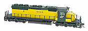 Intermountain Railway Diesel EMD SD40-2 DCC & Sound Chicago & North Western C&NW #6832