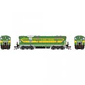 Athearn Genesis G82319 HO Scale - GP7 Diesel, w/ DCC & Sound - ITC #1601