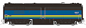 Rapido Trains True North Diesel FPB-4 - DCC & Sound VIA Rail Canada Pre Order