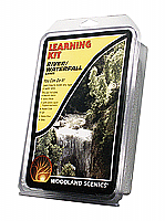 Woodland Scenics 955 All Scale - Learning Kit-River/Waterfall