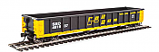 Walthers 6256 - HO 53ft Railgon Gondola - Seaboard System #481774