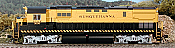 Bowser Executive Line Diesel Century Alco C-430, DCC & Sound - New York Susquehanna and Western #3000